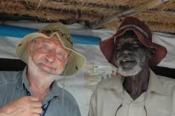 Massimo Alberizzi in Sud Sudan