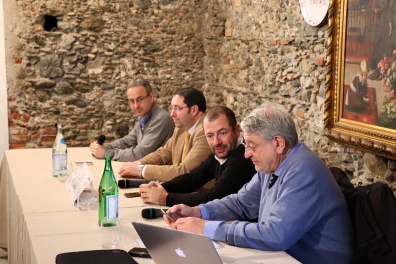 Alberizzi al convegno di Giorganlisti d'Azione a Lamezia