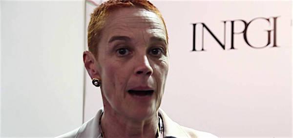 Marina Macelloni, presidente Inpgi