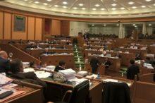 L'aula del Consiglio regionale del Lazio